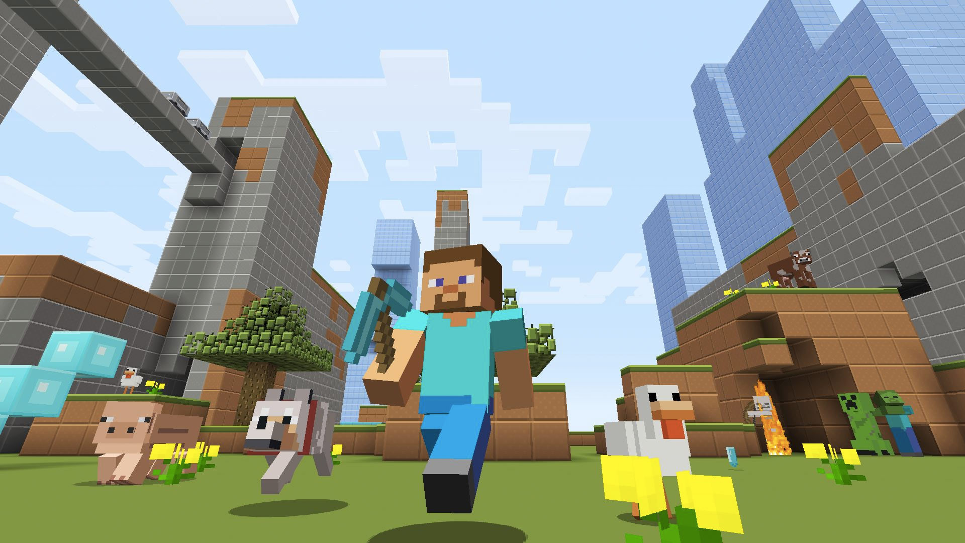 Minecraft to get an episodic, story-based game from Telltale Games