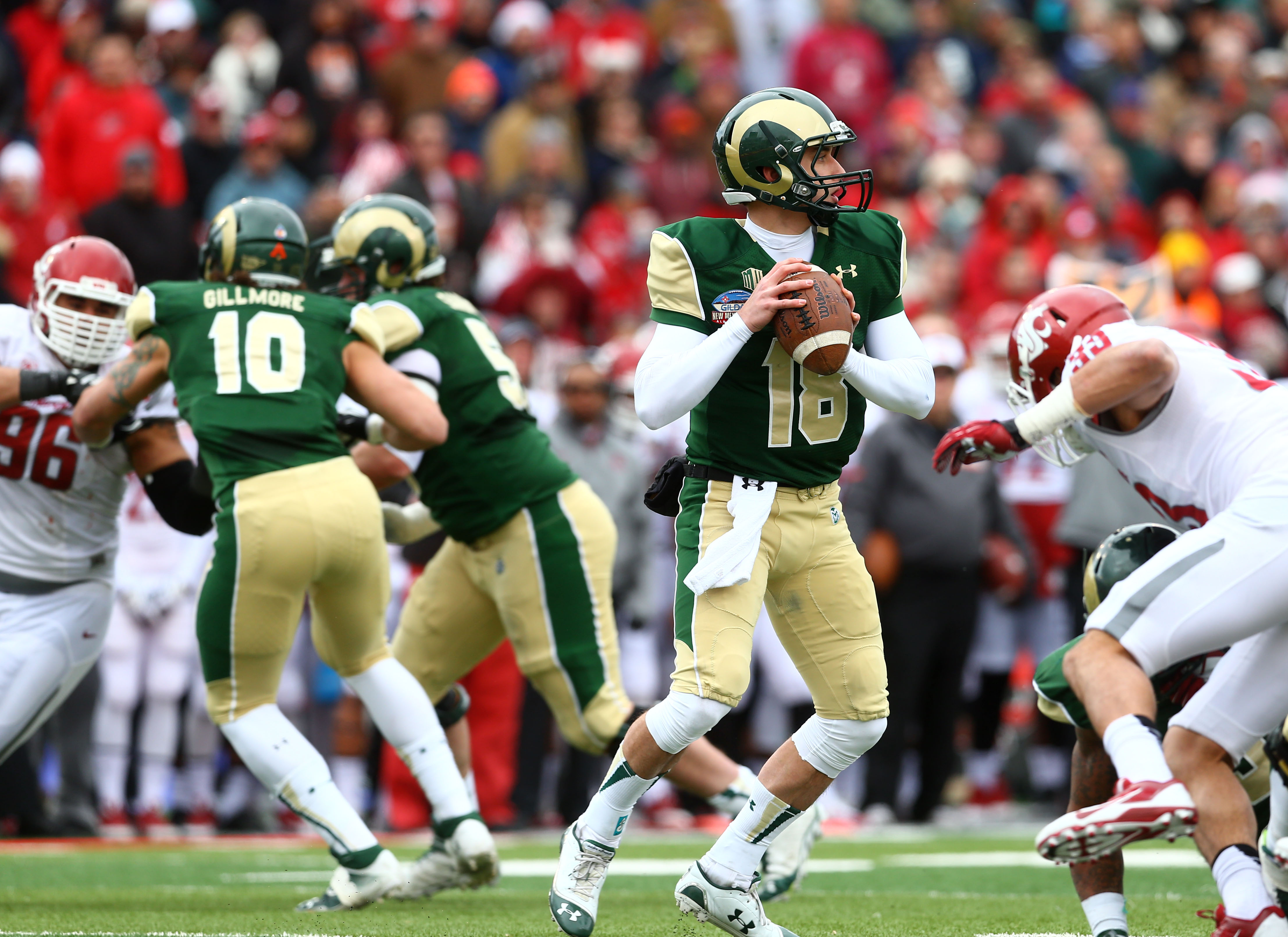 The Royal Purple Las Vegas Bowl will pit No. 22 Utah against old Mountain West Conference foe Colorado State.