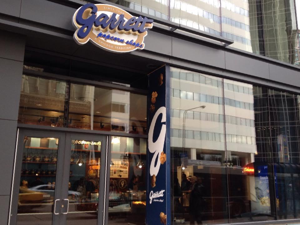Garrett Popcorn Shops 151 N. Michigan