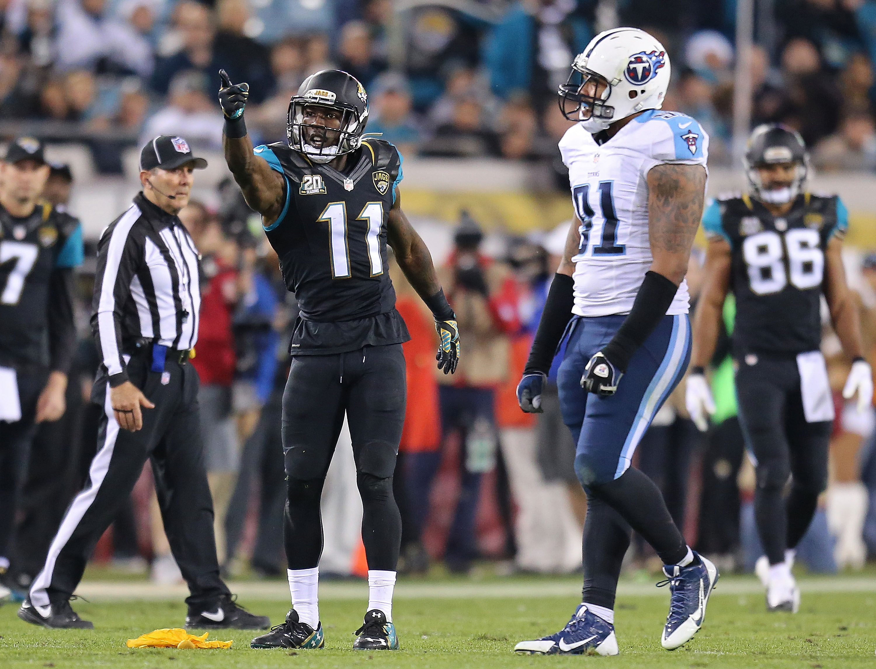Fantasy football waiver wire, Week 17: Marqise Lee worth a flier?