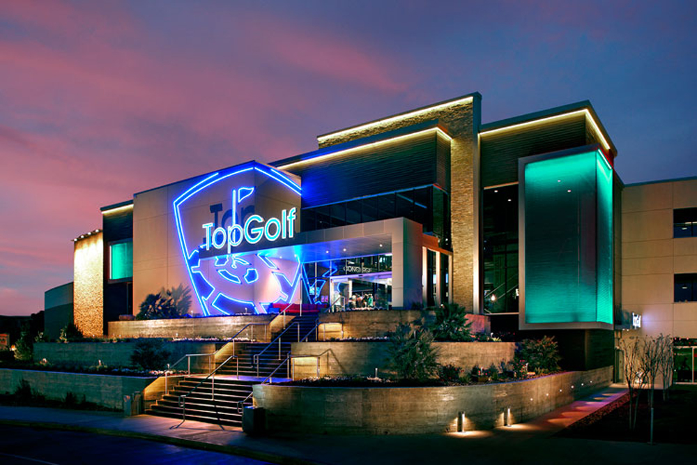 TopGolf Houston