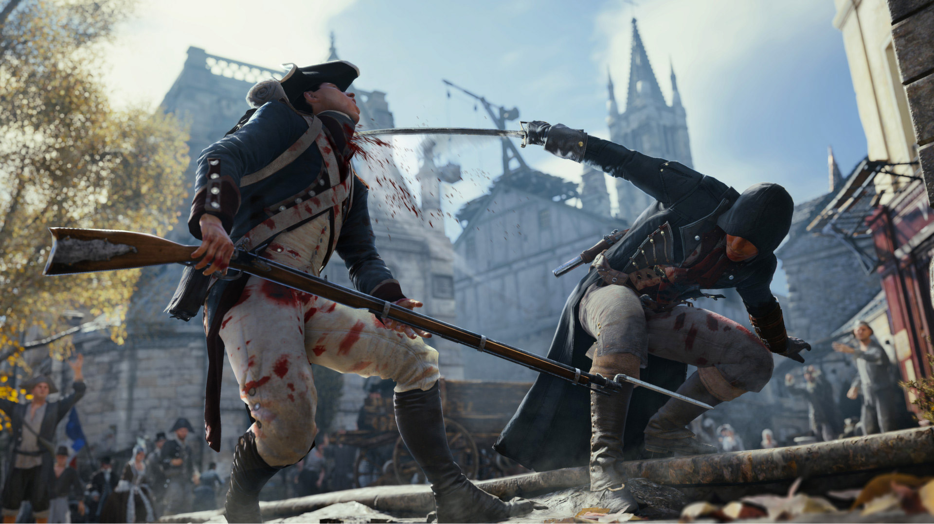 Claim a free game and give up the right to sue over Assassin's Creed Unity
