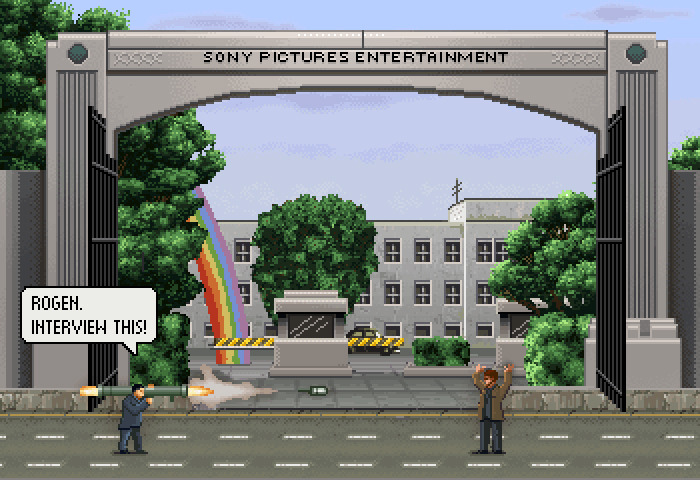 Satirical North Korea video game isn't backing down following Sony Pictures hack