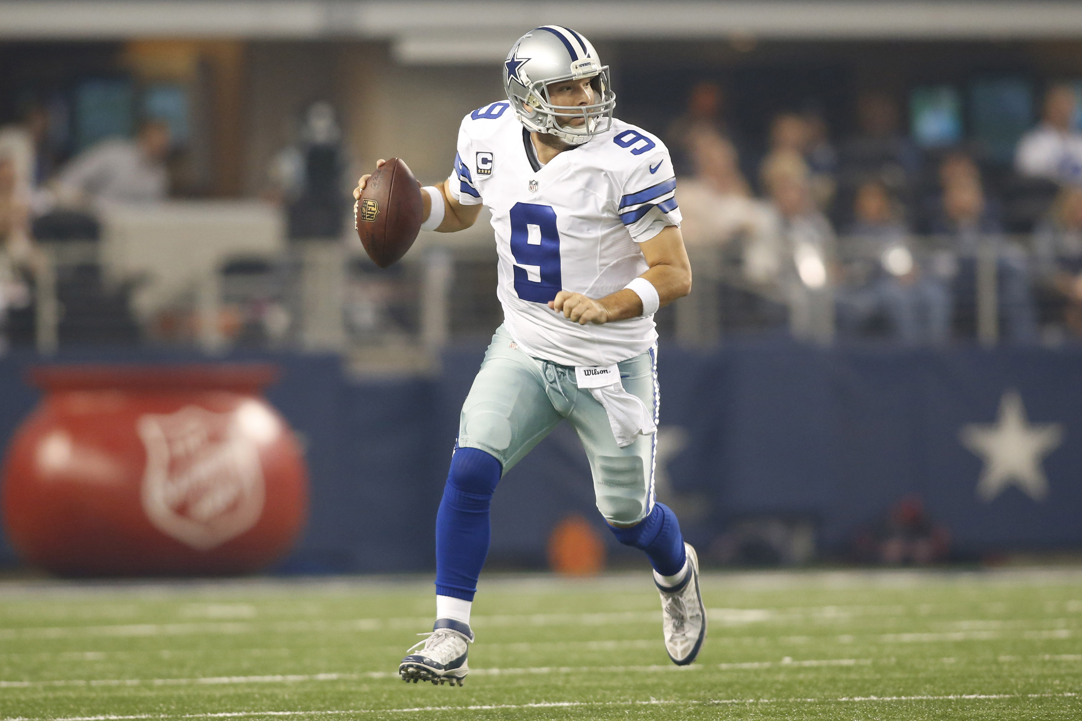 NFL playoff picture 2014: Cowboys clinch NFC East