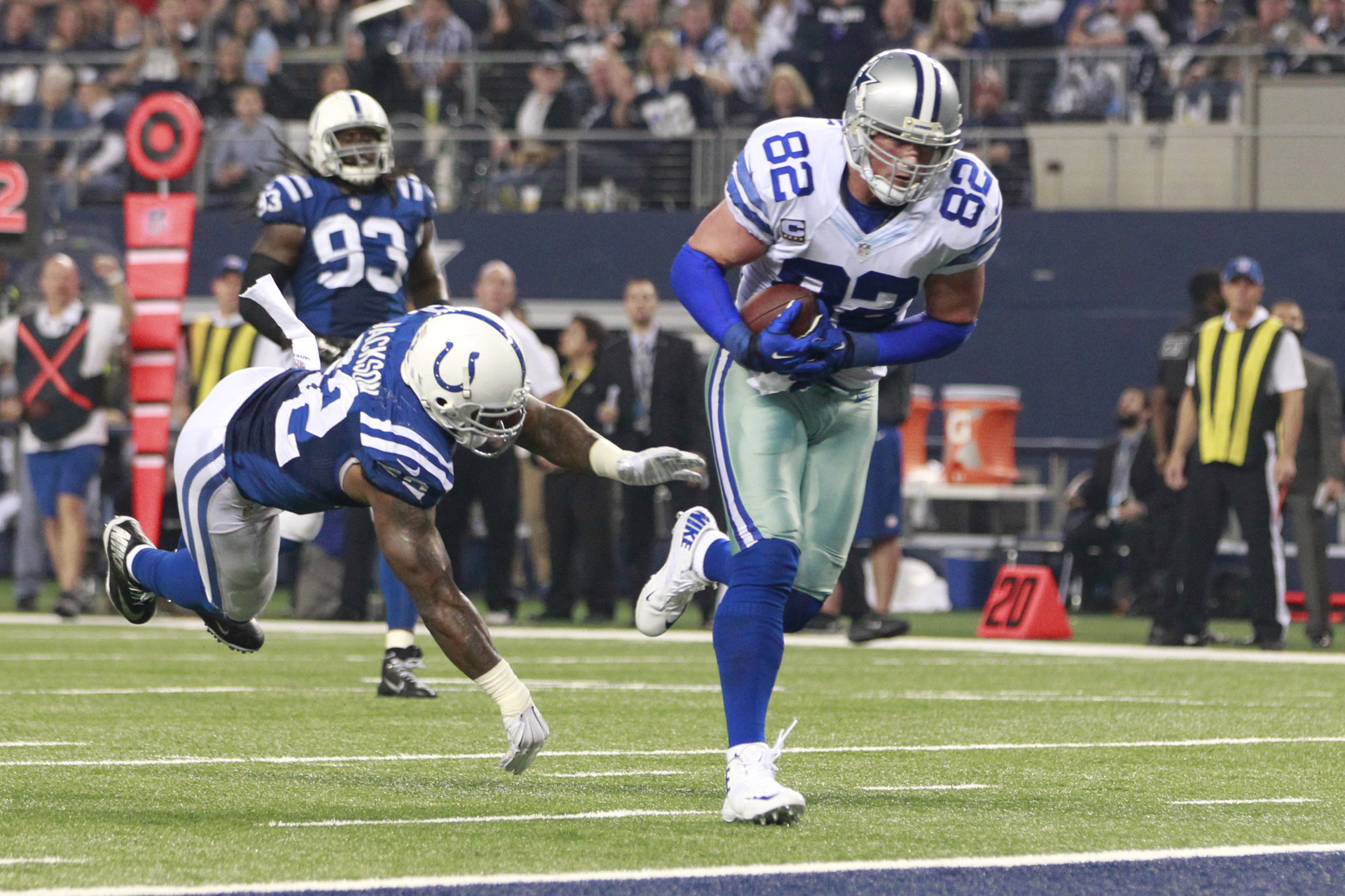 Cowboys vs. Colts final score: 3 things we learned from Dallas' blowout