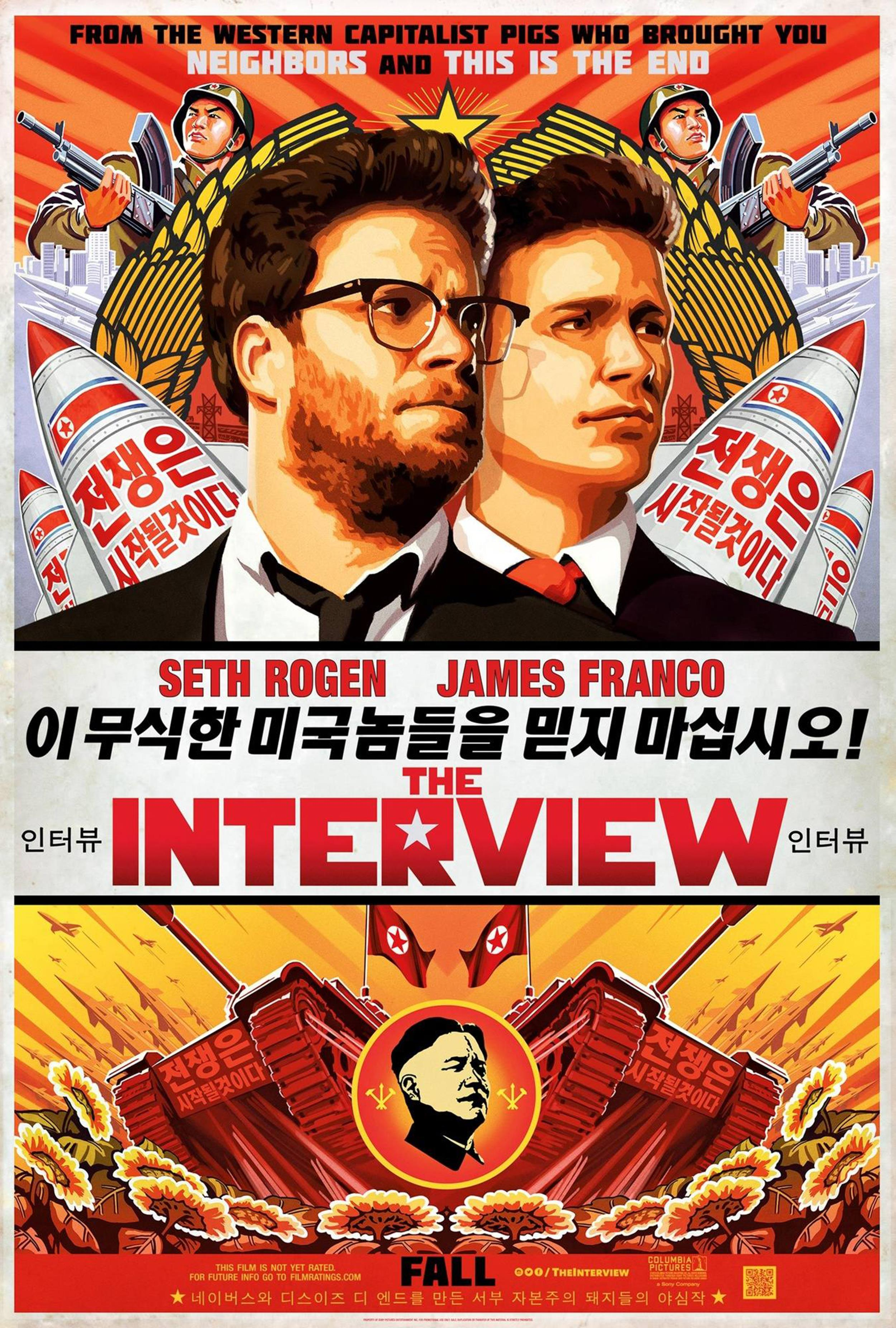 Sony Pictures lawyer says The Interview will still be released