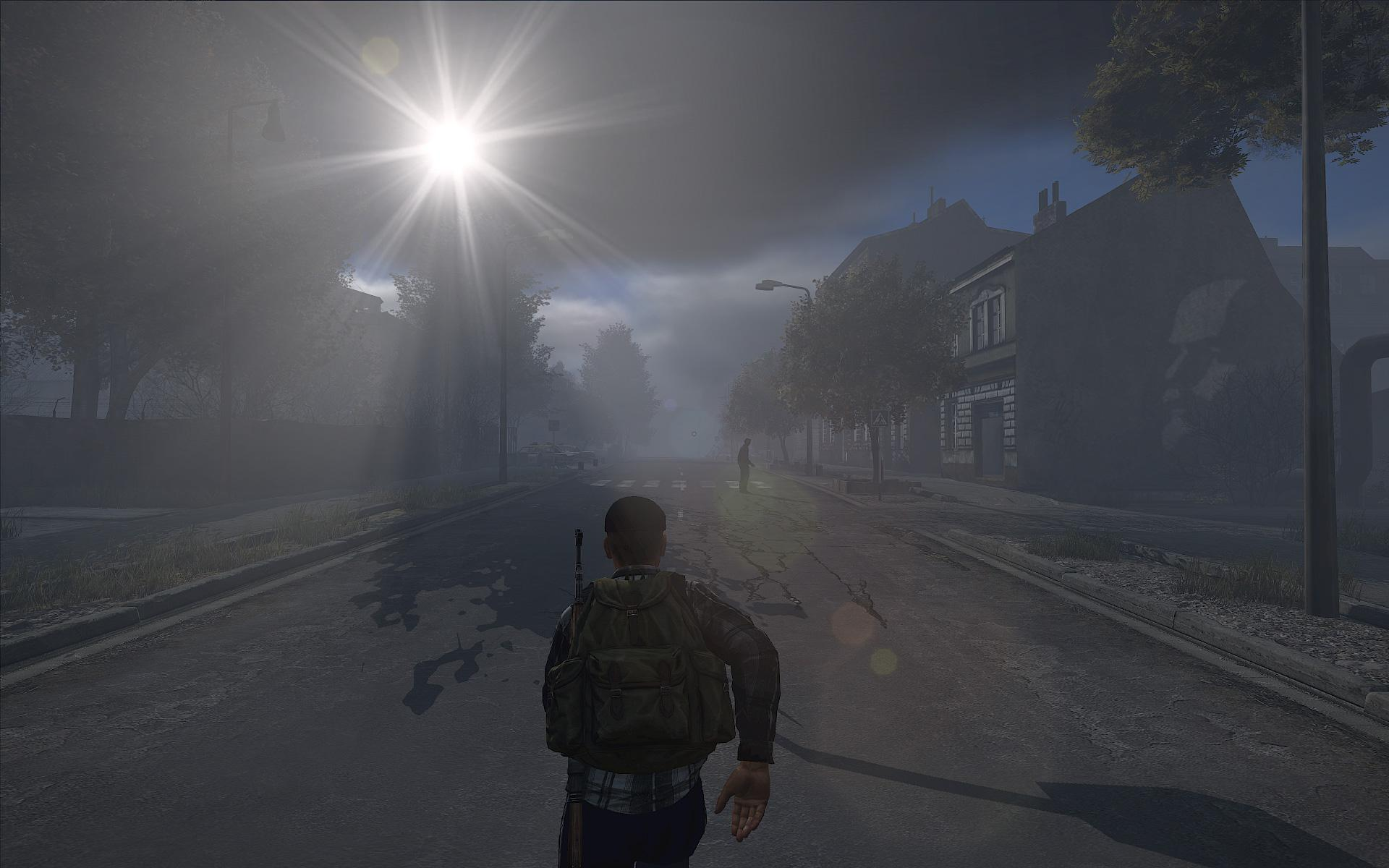 DayZ says that tension is on the rise, but so is the game's player count (correction)