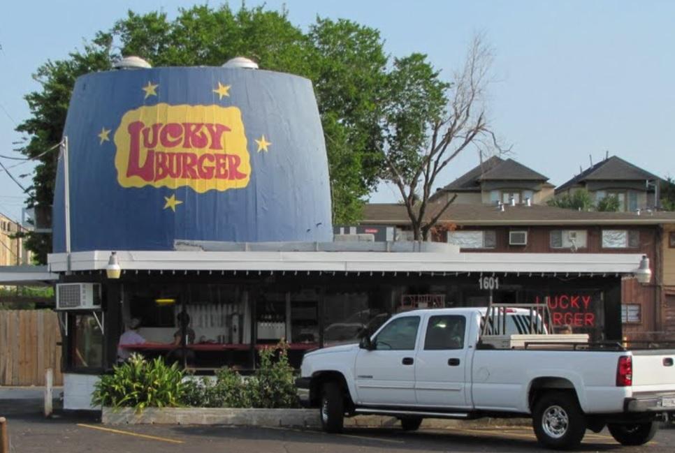 Lucky Burger wasn't so lucky in 2014.