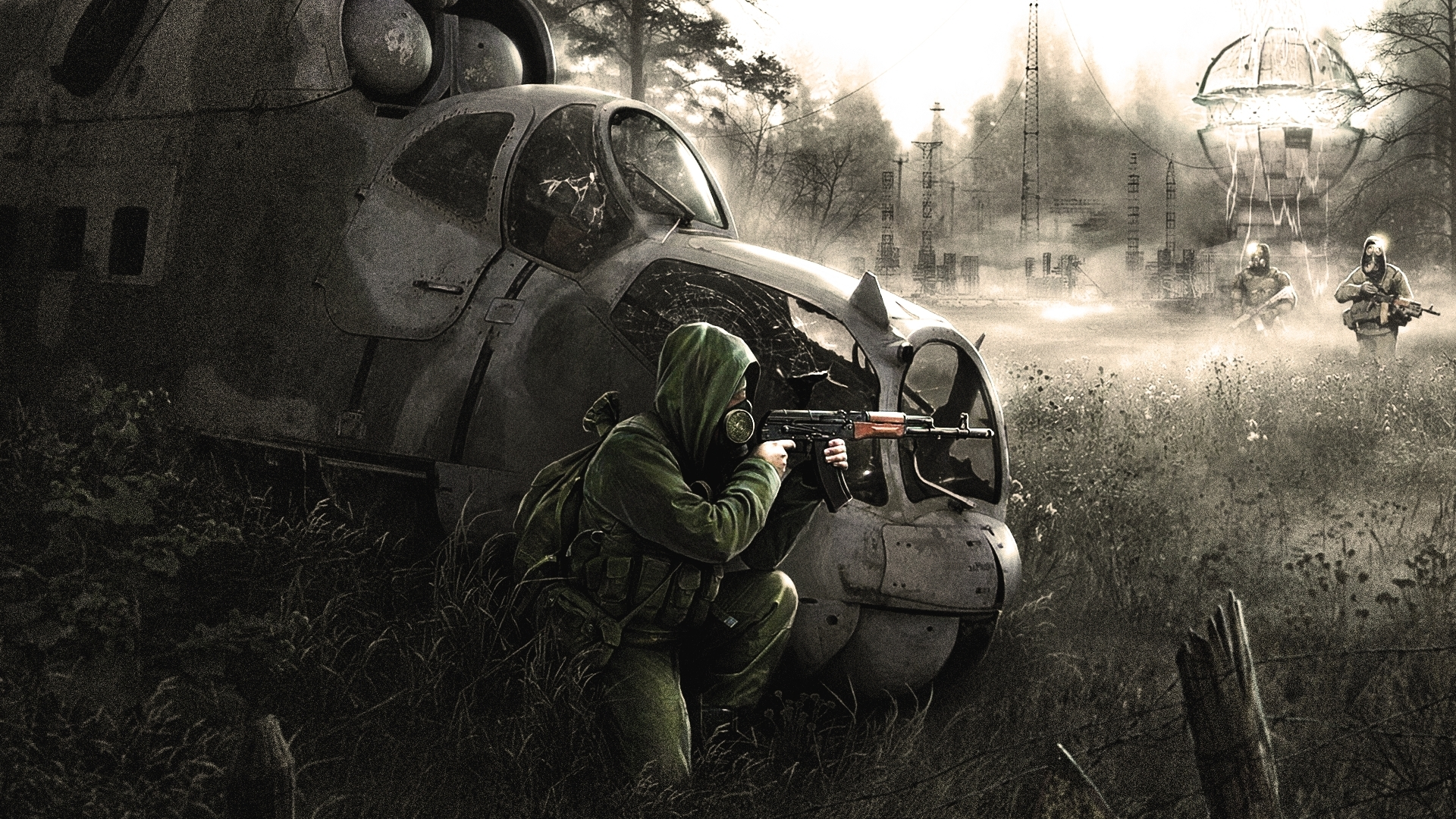 The original developer of STALKER re-opens, has a good laugh, announces new game