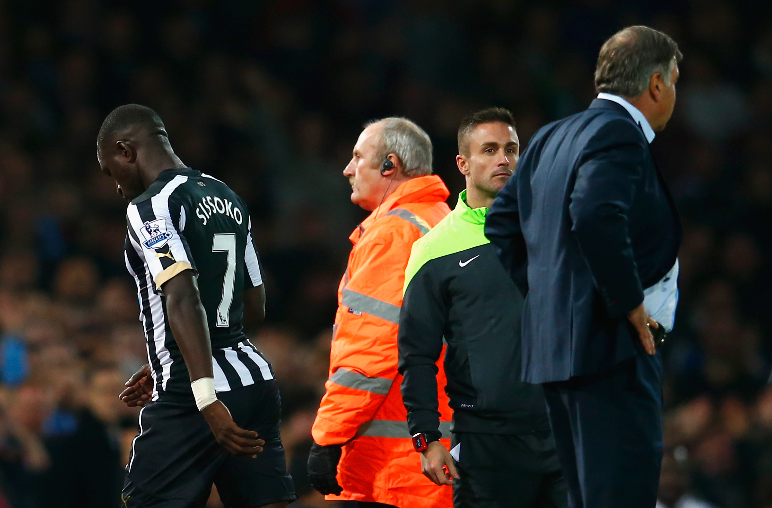 Is this the side of Moussa Sissoko that we will be seeing in January?