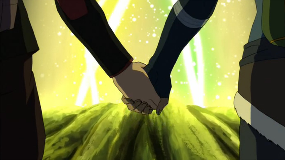 The Legend of Korra achieved more in under a minute than most shows do in their lifetime