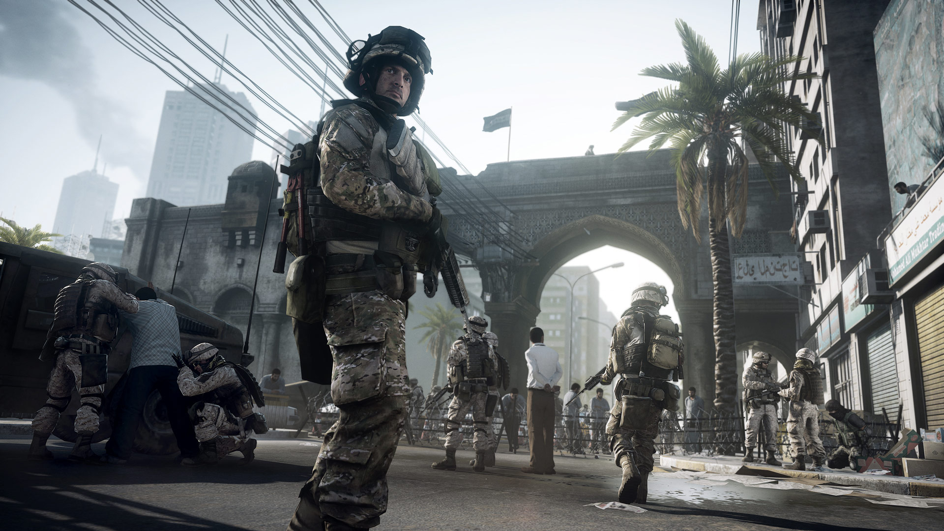 EA is having a big sale on Origin, including Battlefield 3 for 99 cents