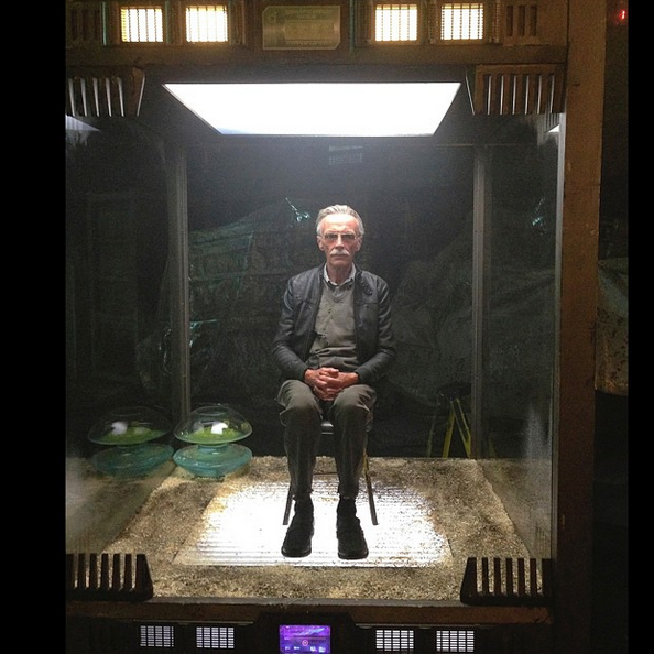 How Guardians of the Galaxy almost killed Stan Lee
