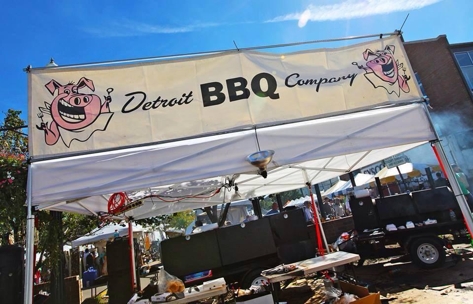 Detroit BBQ Company.