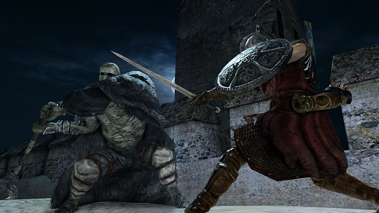 Polygon's Games of the Year 2014 #3: Dark Souls 2