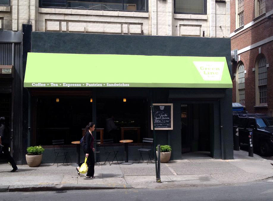 Green Line is looking at a new Center City location to replace the now-closed 15th St. cafe.