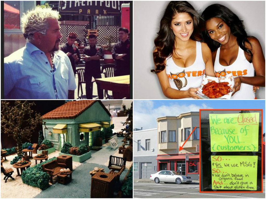 From Guy Fieri to Angry Signs, These Are Eater SF's Most Popular Posts of 2014