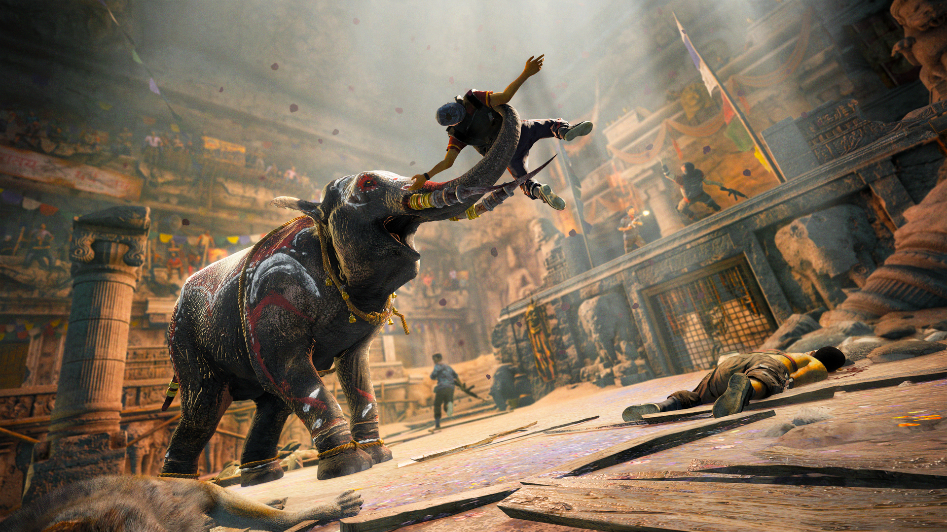 Polygon's Games of the Year 2014 #7: Far Cry 4