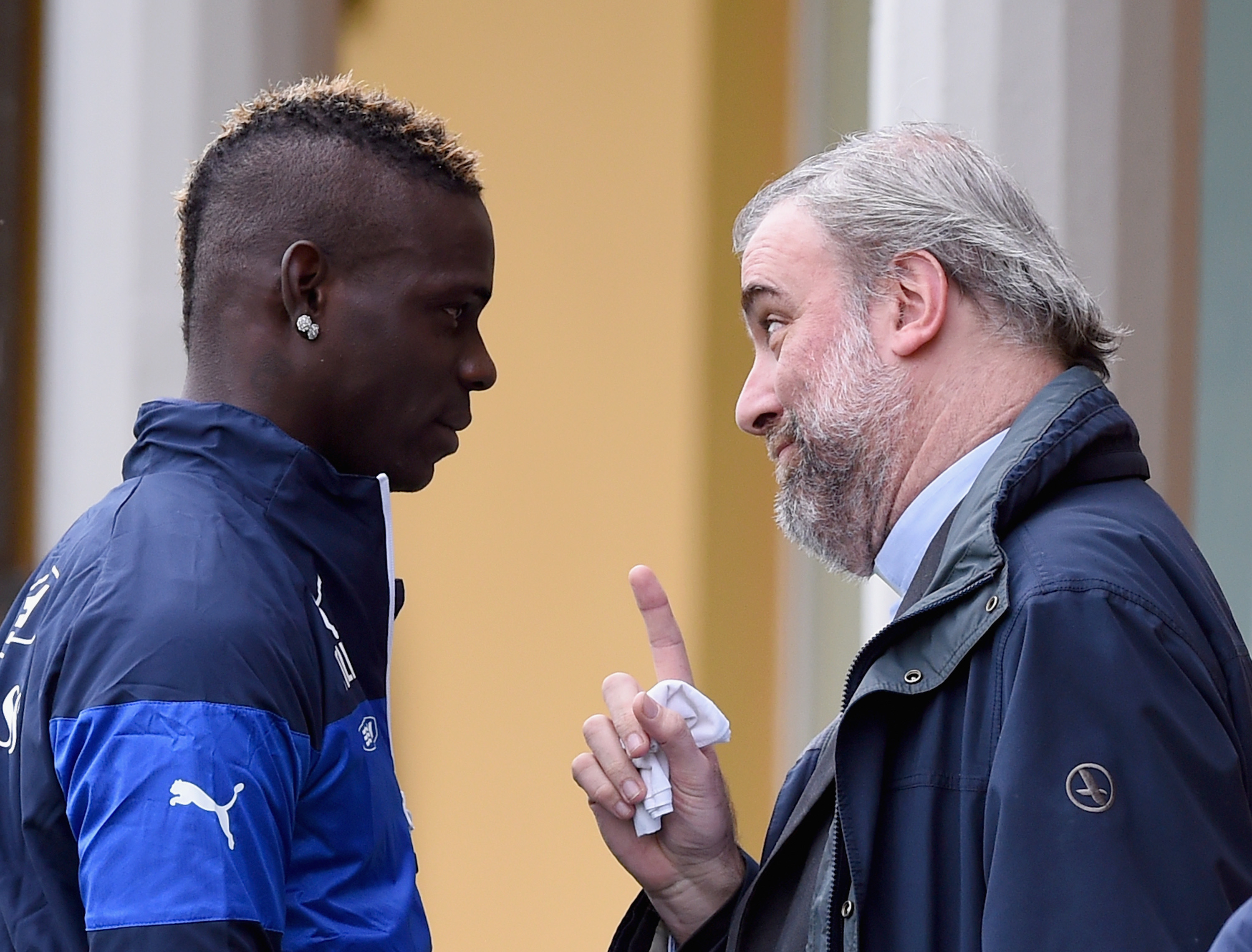Mario Balotelli's apology was simple, yet remarkable in its rarity