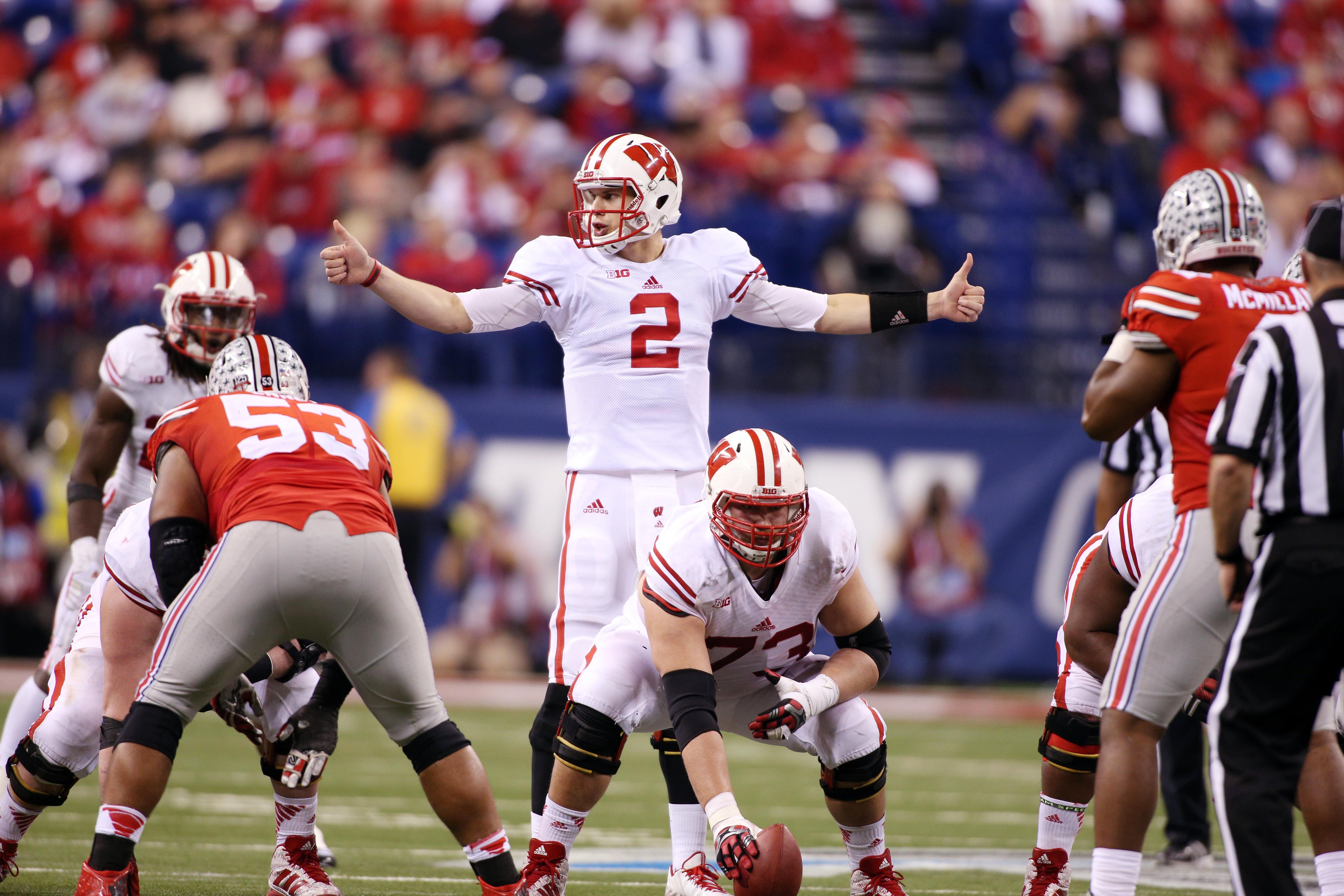 Will it be Joel Stave's time in Paul Chryst's system in 2015?