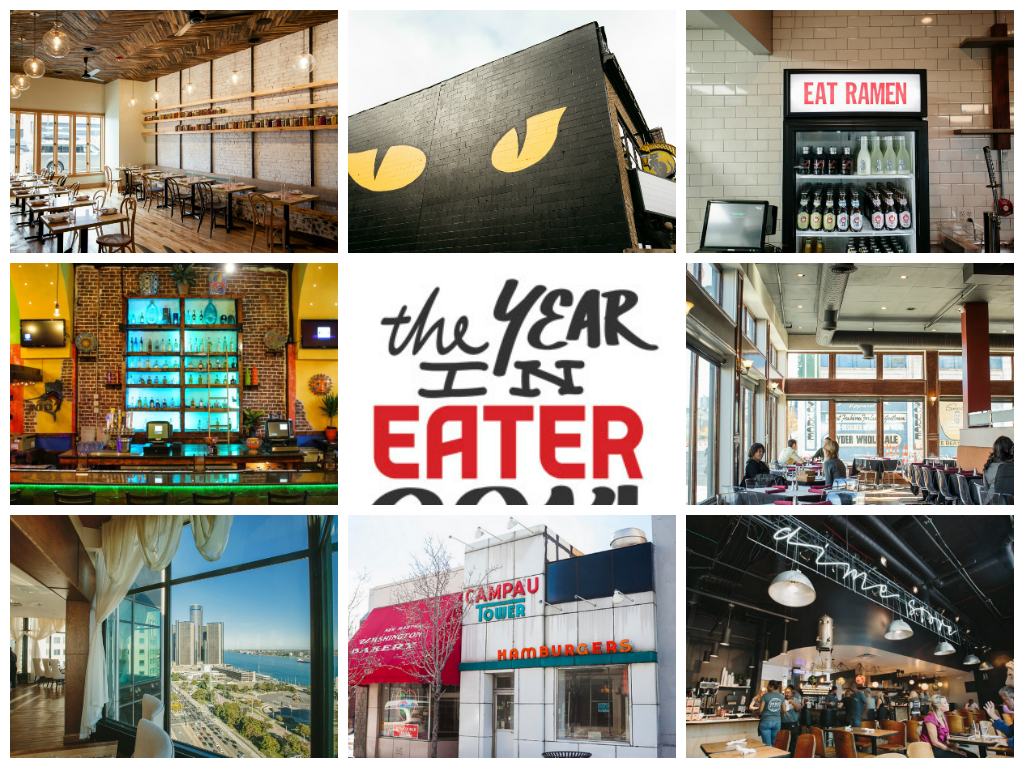 The Ultimate Guide To Detroit S 2017 Restaurant Openings Med