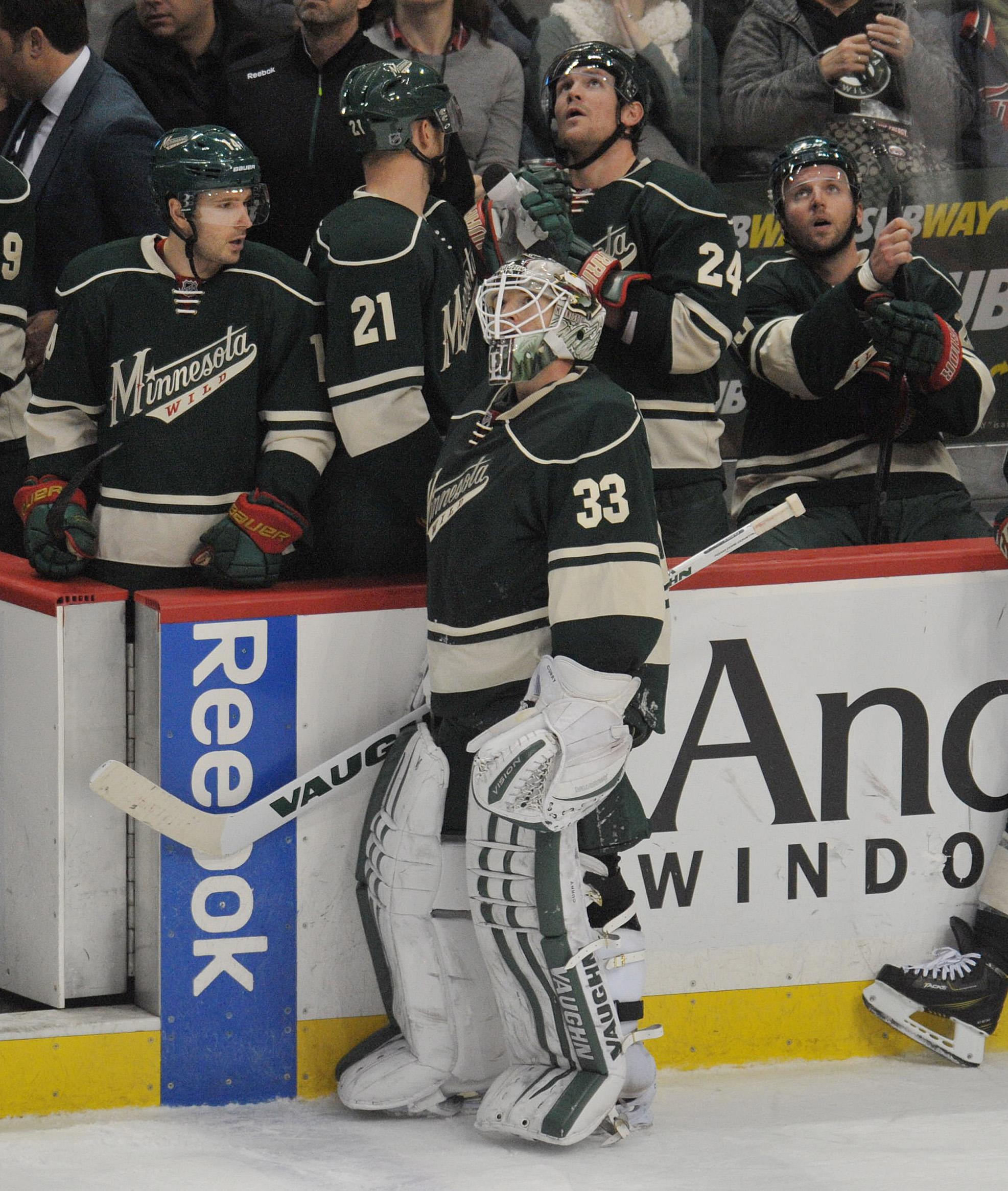 NHL schedule 2014: Bruins try to catch Wings, Wild seek revenge in Winnipeg