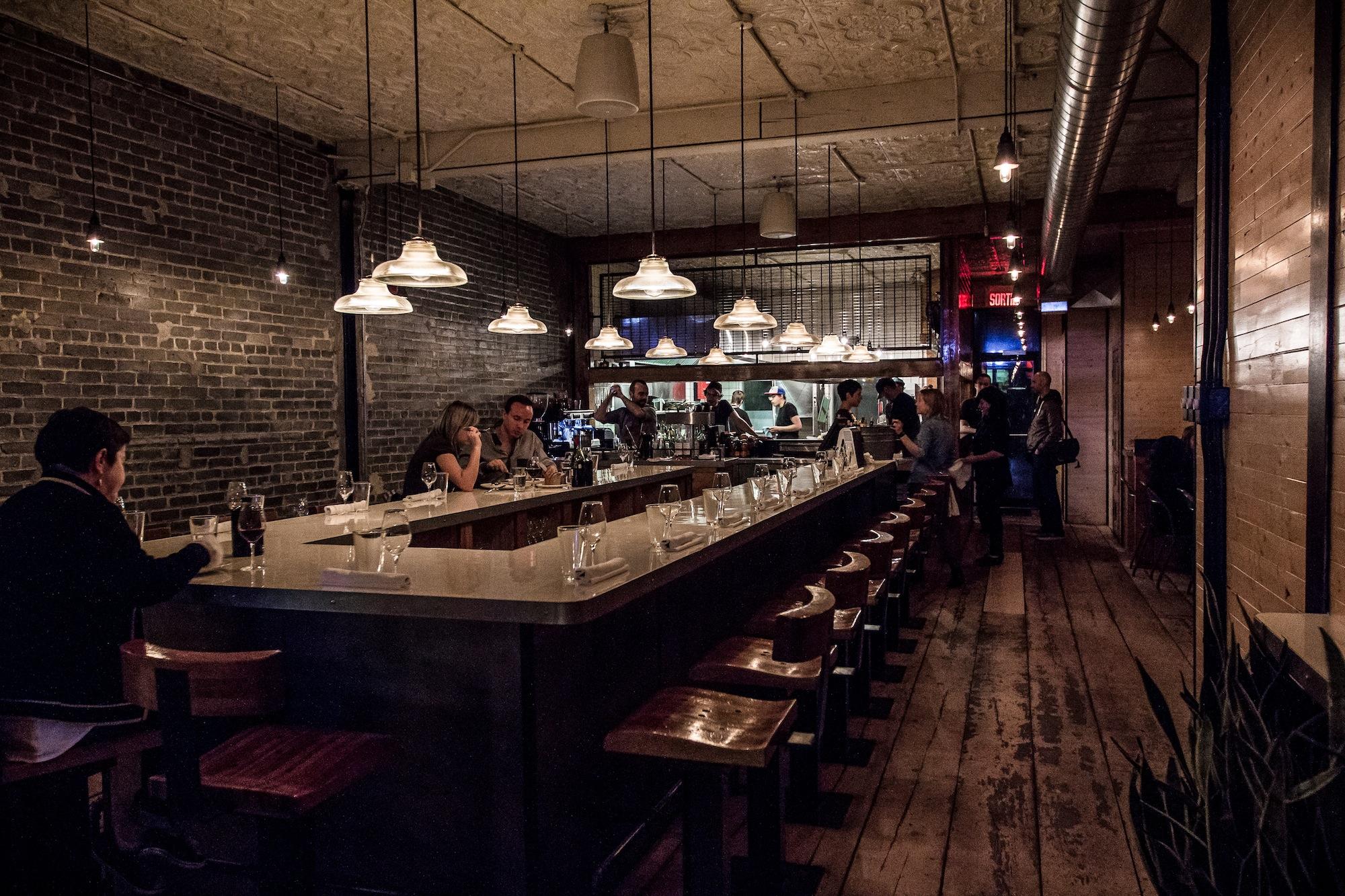 Montreal Little Burgundy Restaurants