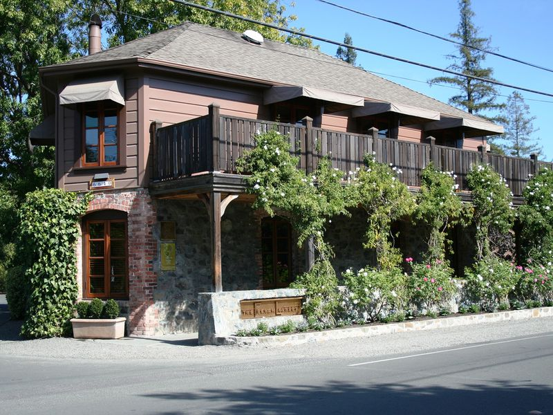 The French Laundry is temporarily closed.