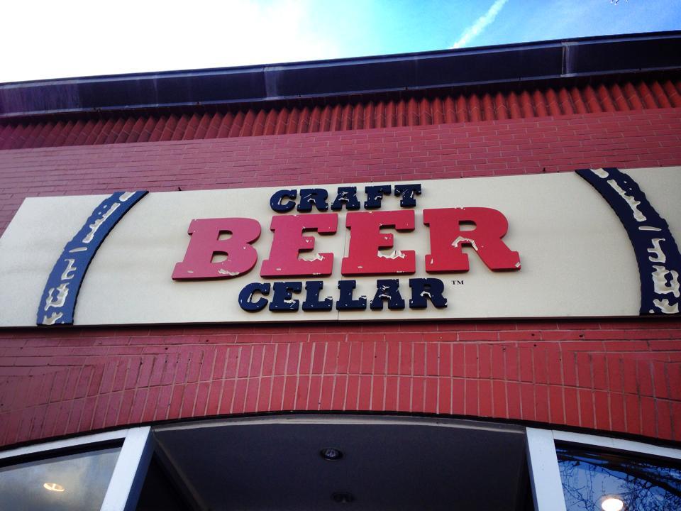 Craft Beer Cellar Newton