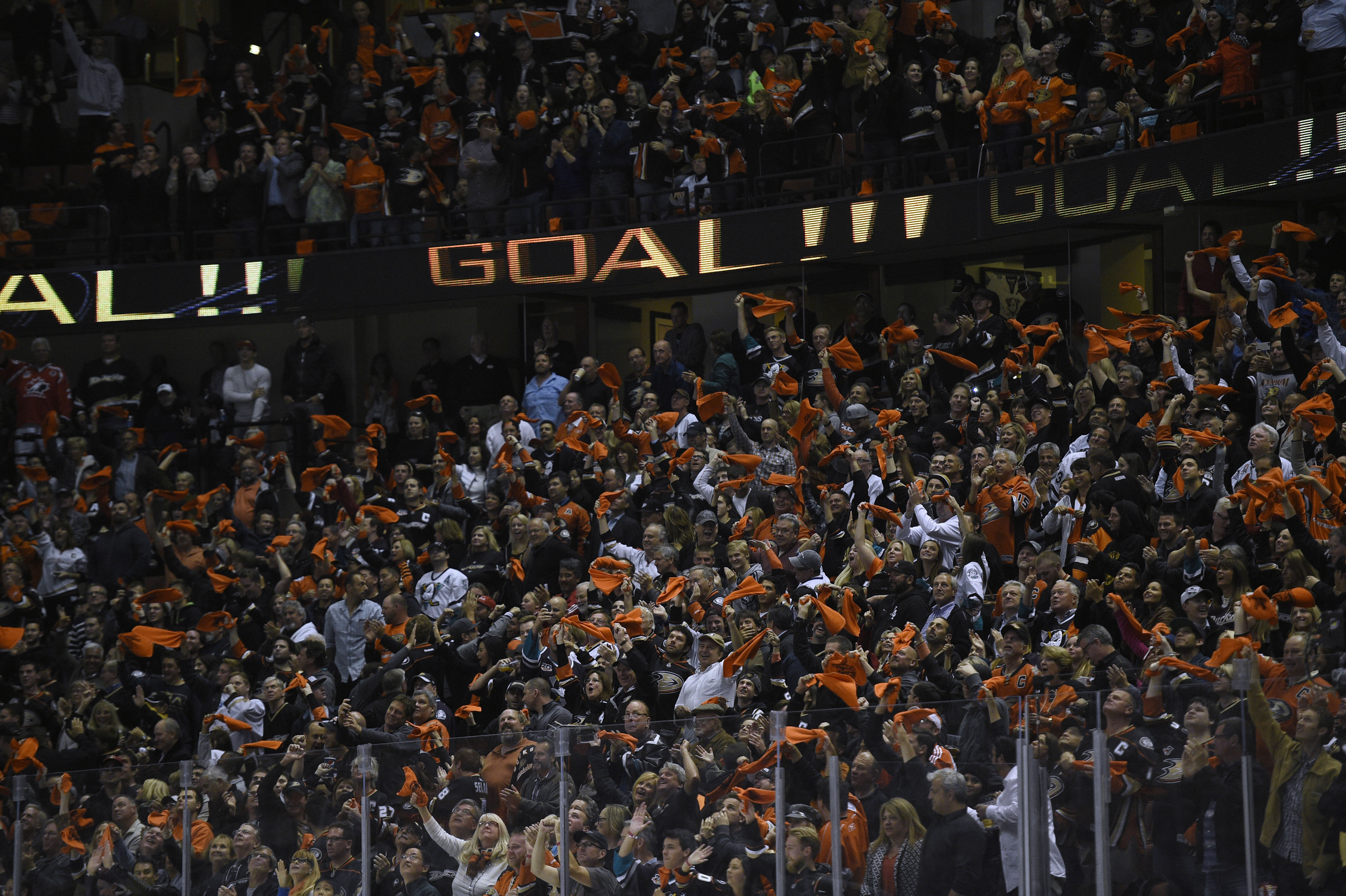 Ducks fans have had many memorable moments to celebrate in 2014.