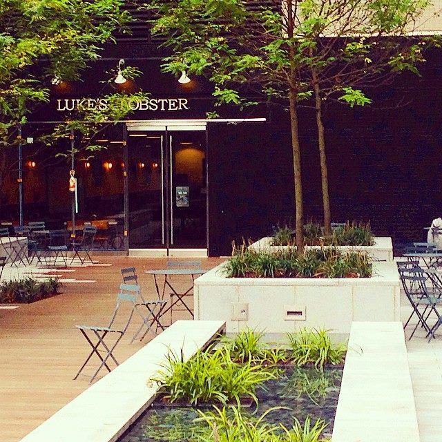 A Luke's Lobster location in New York City