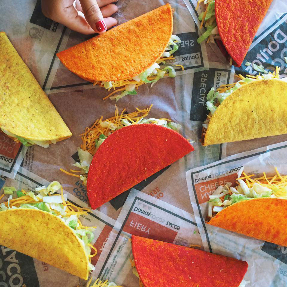 Taco Bell Wants to Cure Tomorrow's Hangover With Free Doritos Locos Tacos