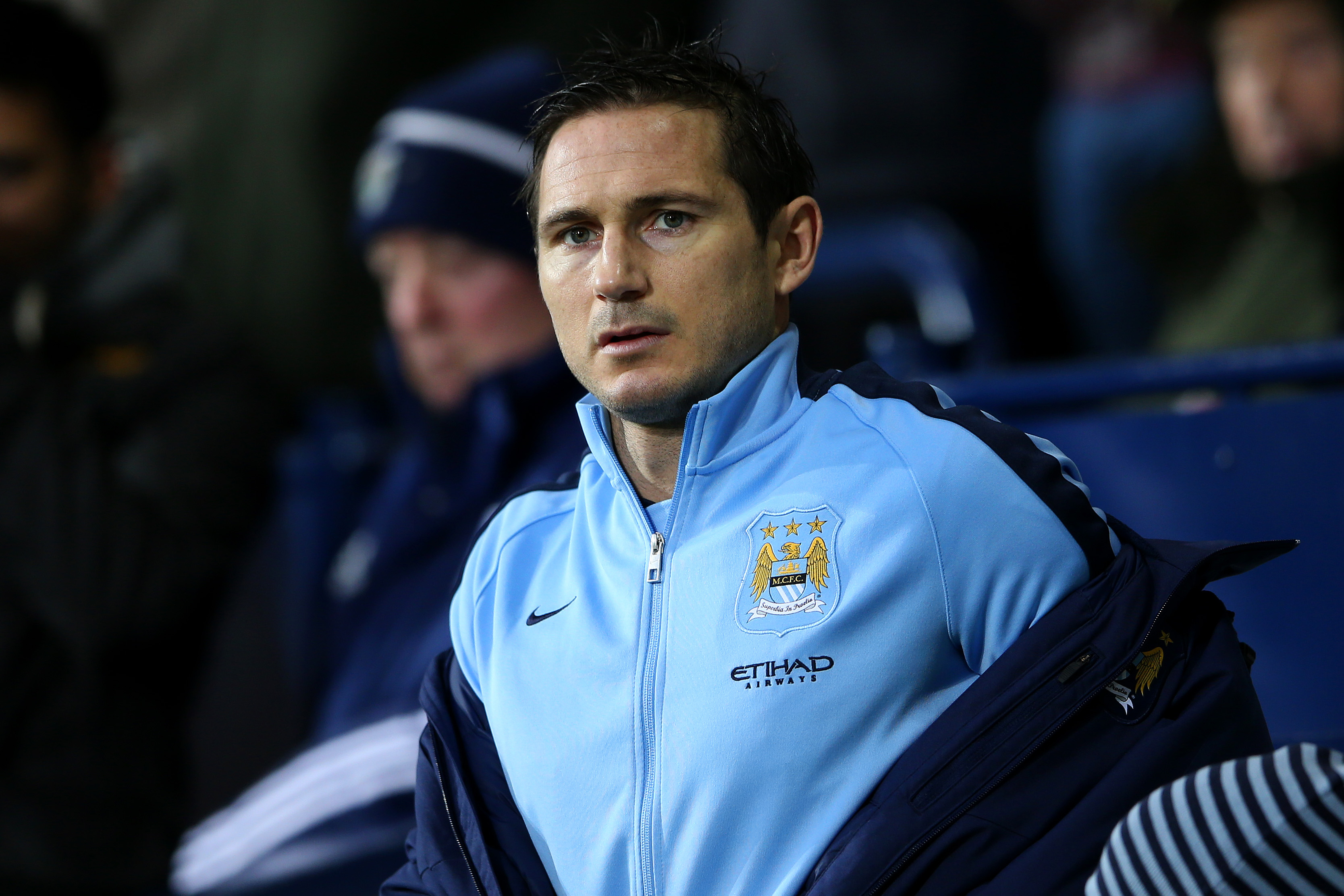Frank Lampard to stay at Manchester City through end of season