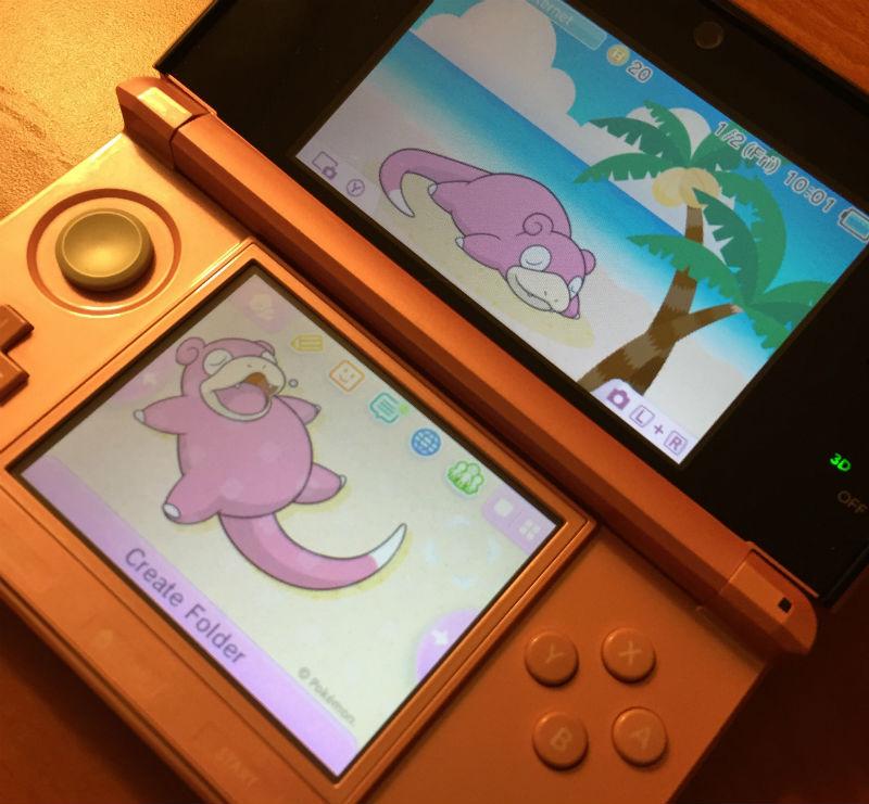 The weirdest/best Pokémon song is now the weirdest/best Nintendo 3DS theme