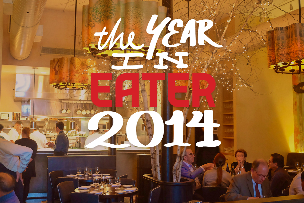 The chef's tasting at Fork was one of the year's best.