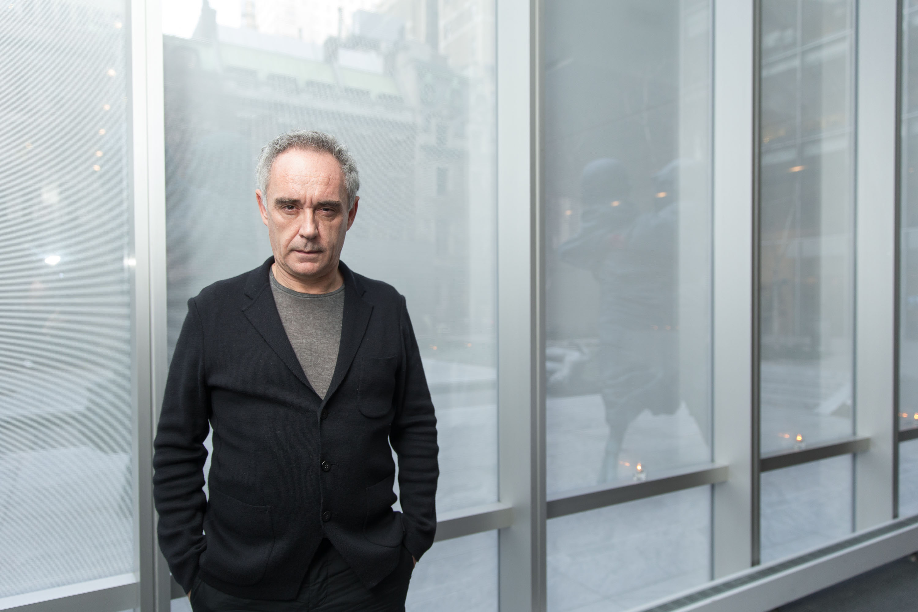 The 7 Most Illuminating Lines From the NYT's Epic Ferran Adrià Feature