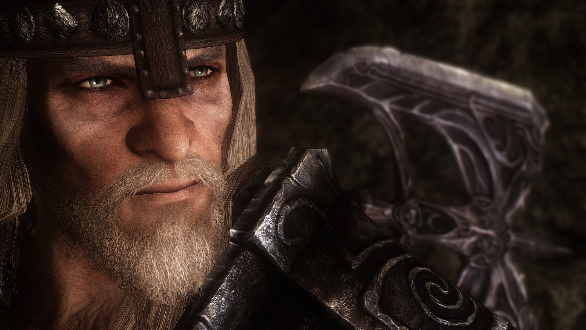 'Faces of Skyrim' celebrates a startlingly beautiful game