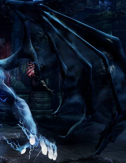 Killer Instinct reveals an Omen for its next character
