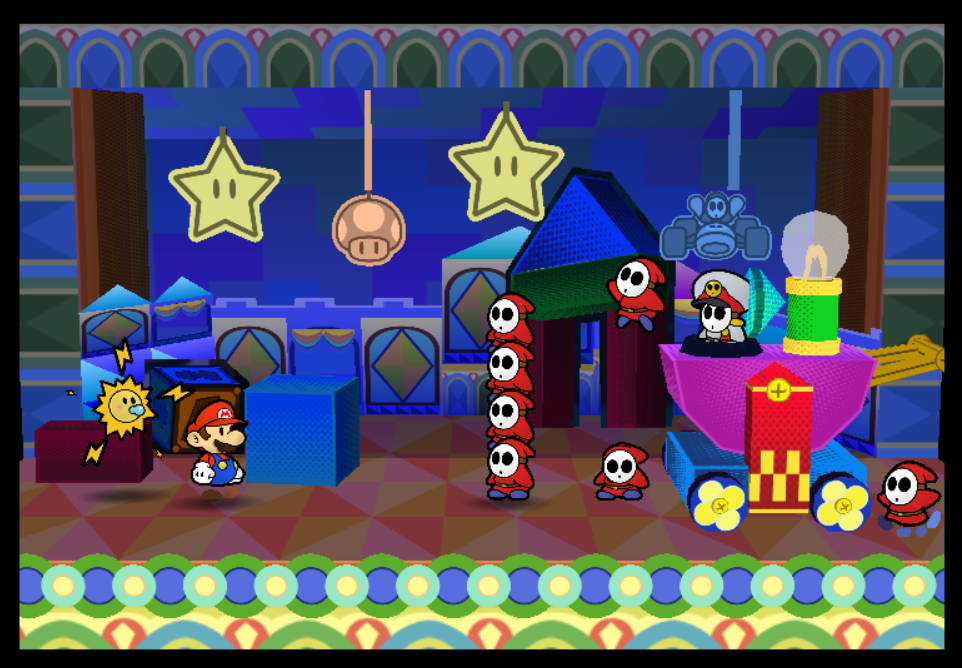 This Paper Mario mod gives an HD upgrade to one of the best Nintendo games