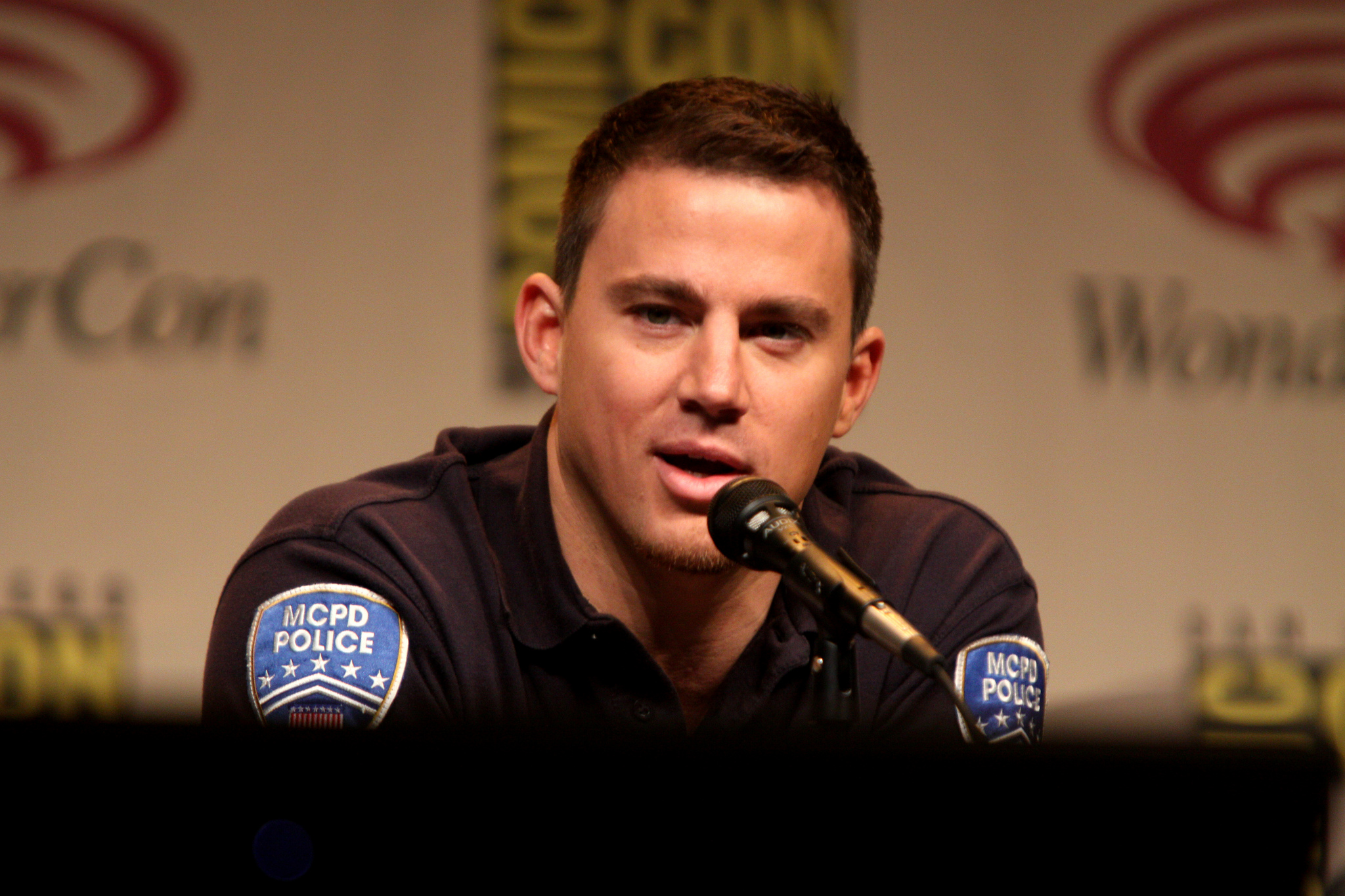 Actor Channing Tatum reveals when you can watch Gambit in cinema