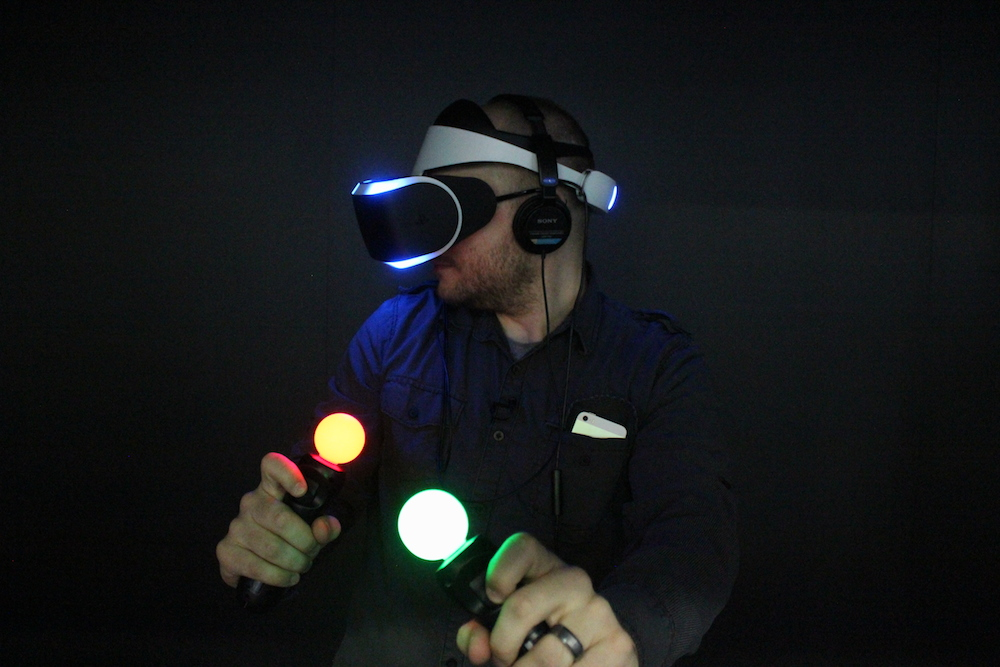 Why I love and believe in virtual reality