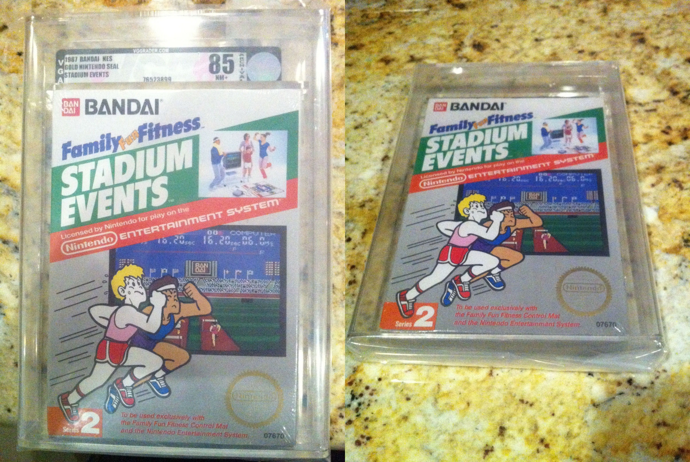A sealed copy of the rarest licensed NES game in history is up for sale on eBay