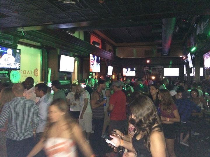 Stadium Sports Bar & Grill, downtown Boston