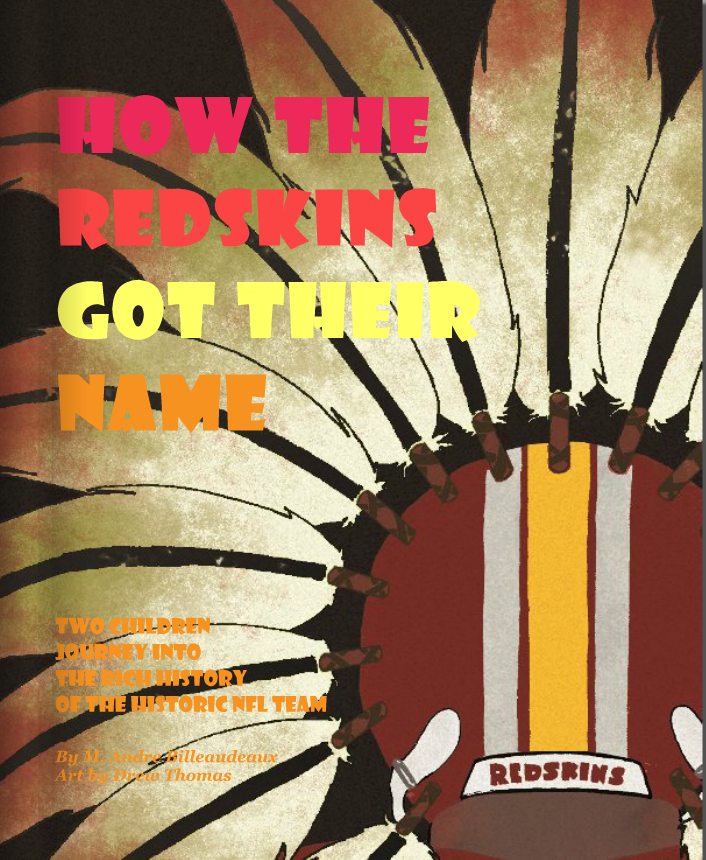'How the Redskins Got Their Name,' a children's book review by PFT Commenter