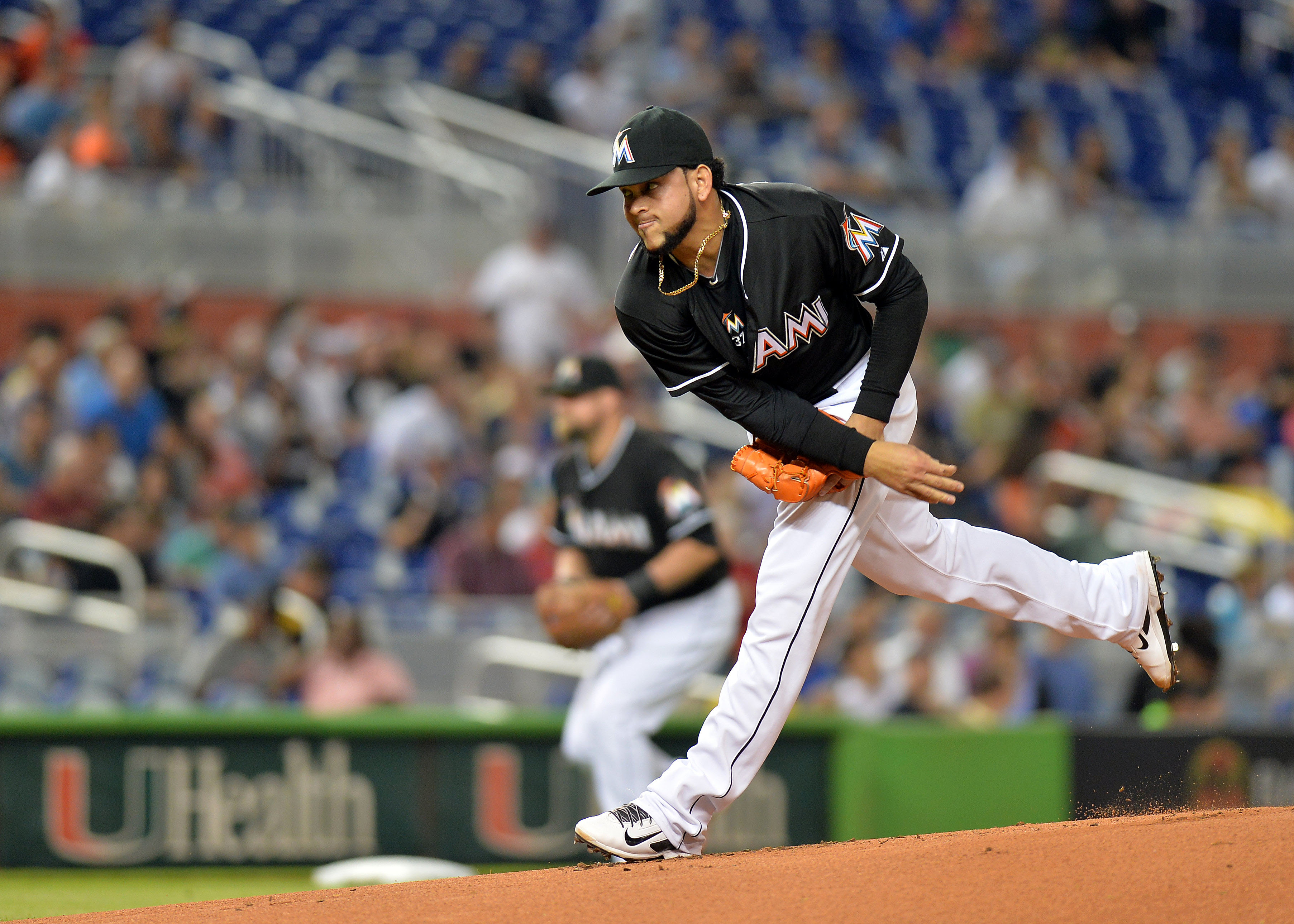 Henderson Alvarez led the majors in a pitching category -- and you don't know what it is
