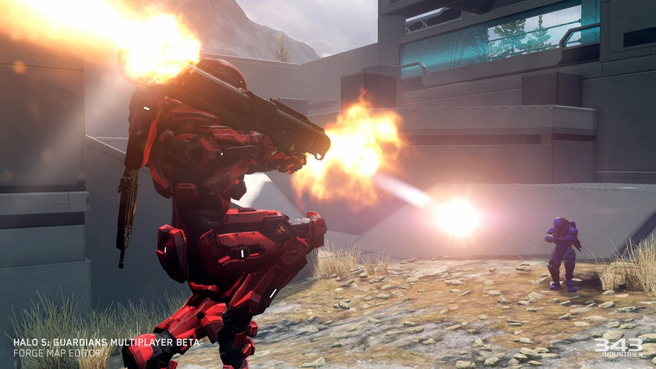 Rocket launchers and a fan-favorite map highlight the Halo 5 beta's last week
