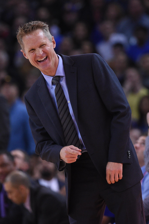 Steve Kerr made the Warriors the best team in the NBA, not Mark Jackson