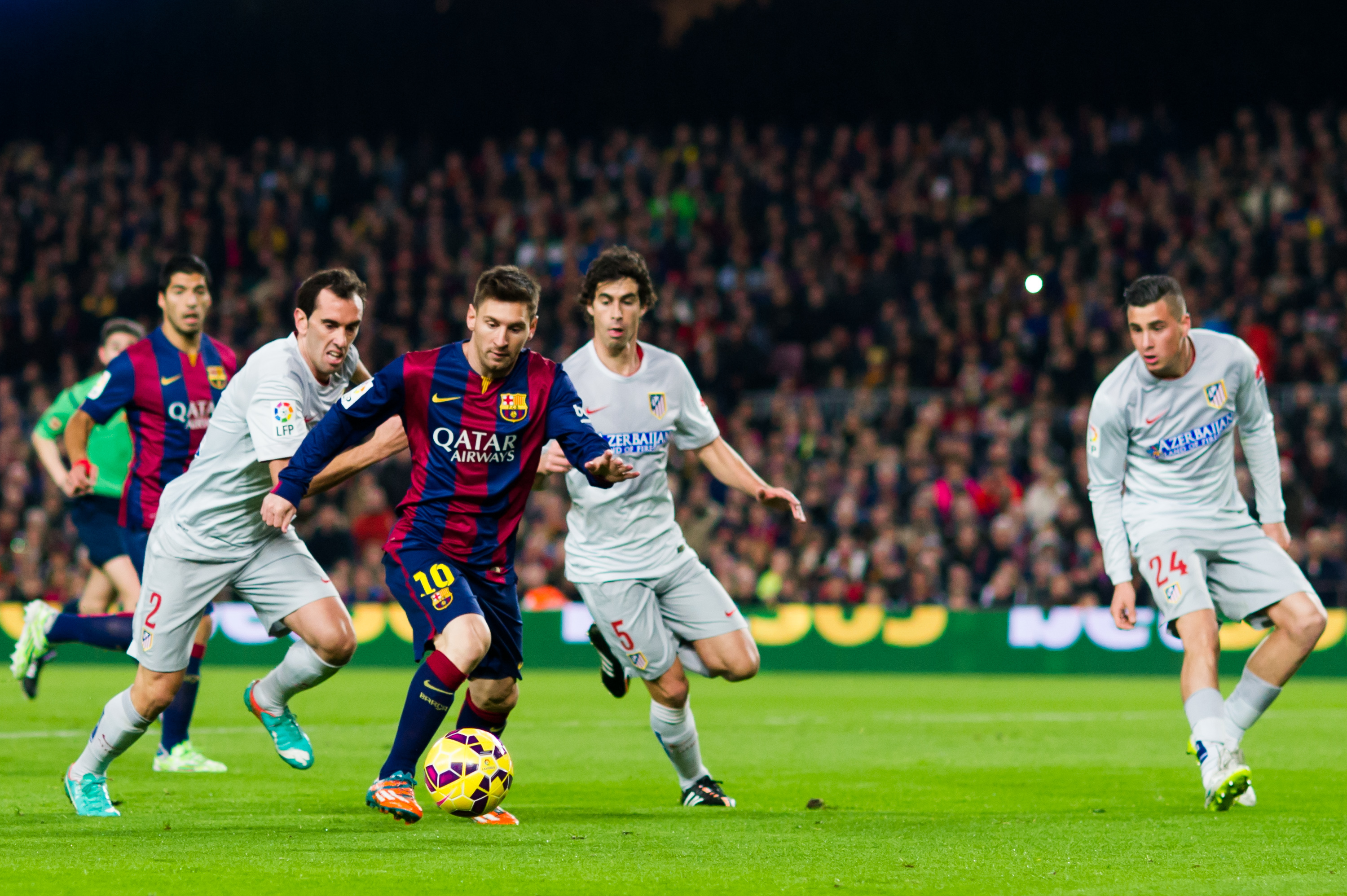 3 things we learned from Barcelona's 3-1 win over Atlético Madrid