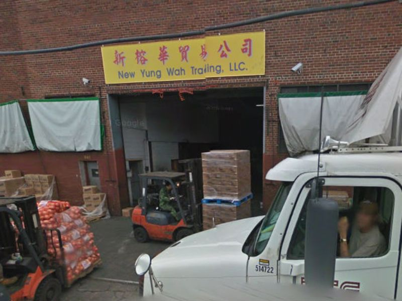Rat droppings and urine were found in food recently at New Yung Wah Trading.