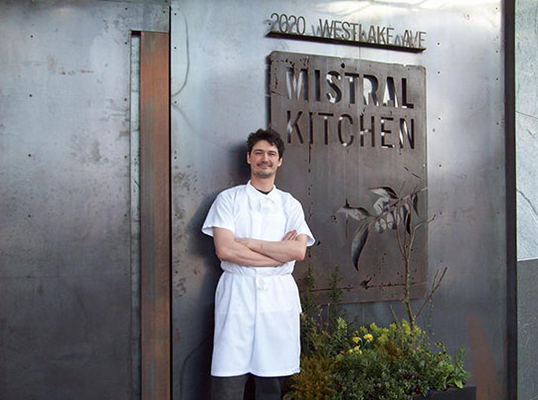 Chef William Belickis